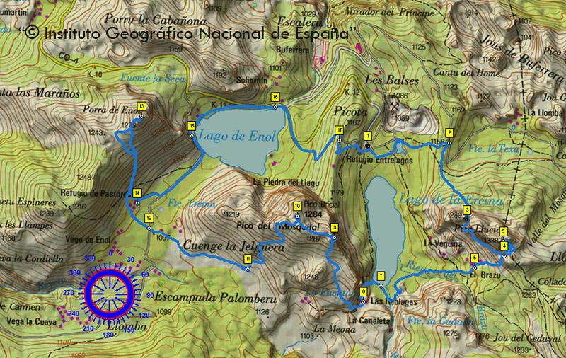 023 Picosdeeuropa Picos De 3 Lagos De Covadonga Asturias Optimizada Para 1024x768 Px